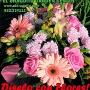 Ramos de Flores a Domicilio Tenerife.