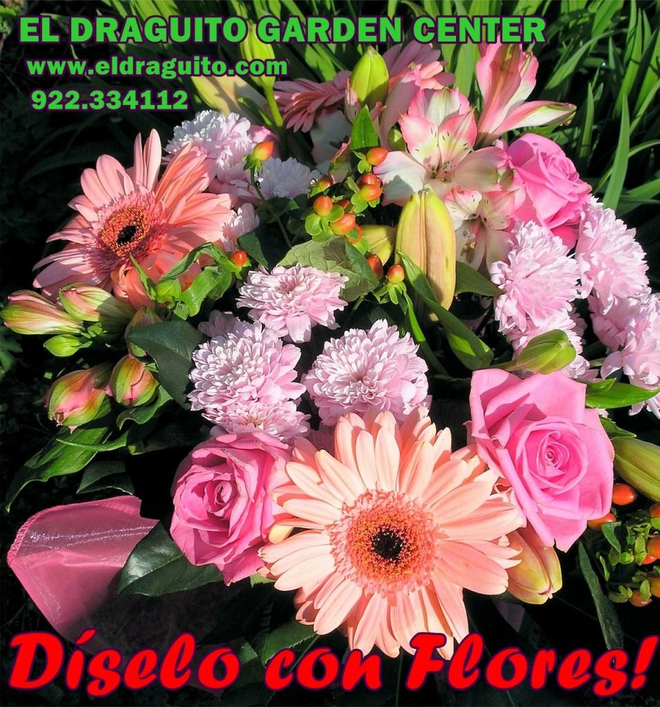 Ramos de Flores a Domicilio Tenerife