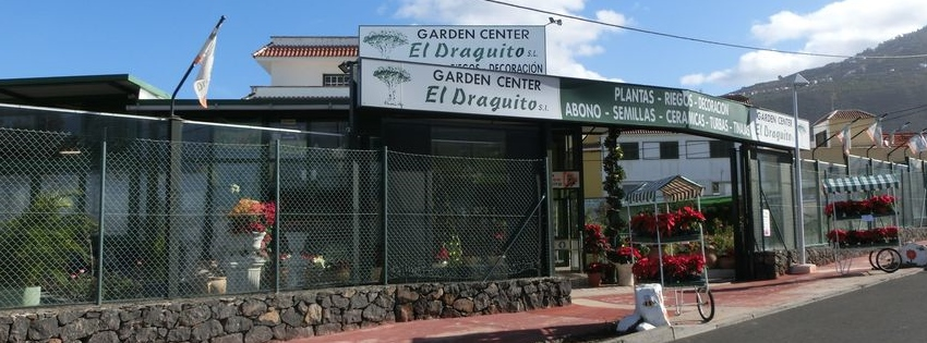 El Draguito Garden Center