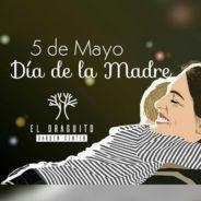 05 de Mayo, Día de la Madre en El Draguito Garden Center.