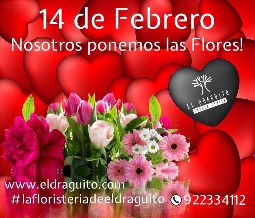 Enviar Flores por San Valentín